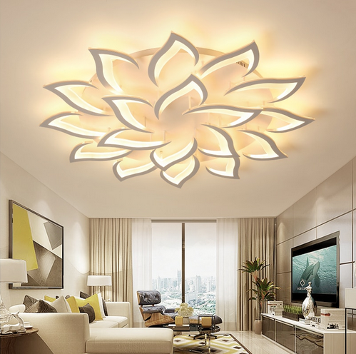 Lotus Ceiling Light – Daily Shopping Dea