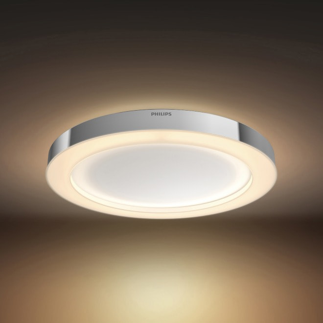 Philips Hue Adore LED ceiling light chrome - Ceiling lights .