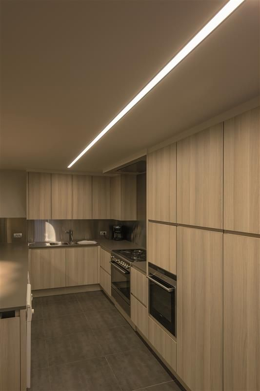 2U recessed kitchen lighting by TAL | Kitchen ceiling lights .