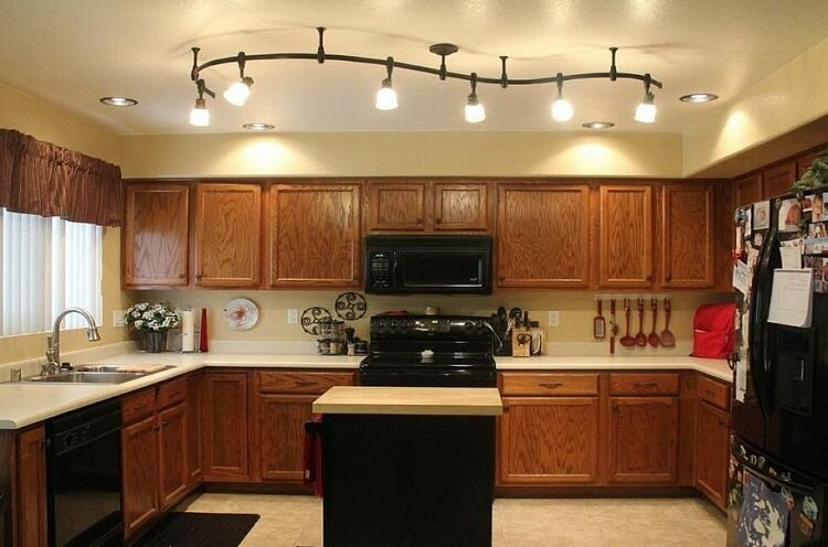 Kitchen Ceiling Light Fixtures – Make Your Ceiling Fixtures Shi