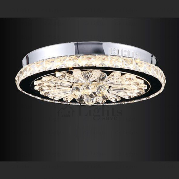 Best Carved Circle Shaped Led Kitchen Ceiling Light Fixtur