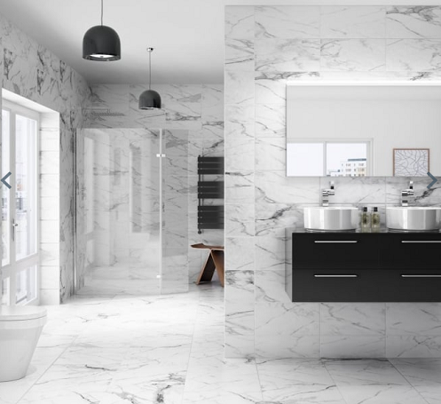 5 Reasons Ceramic Tiles Work in Bathrooms | Tiles Dire