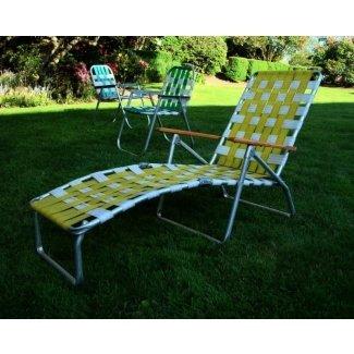 Aluminum Chaise Lounges - Ideas on Fot