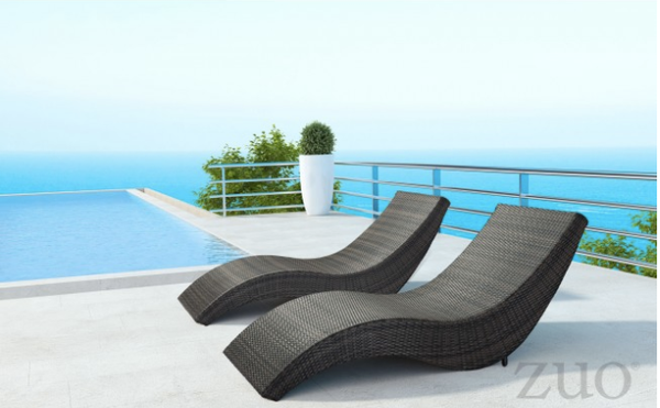 Chaise Lounge Chairs | Pool Furniture | Lounge chair outdoor .