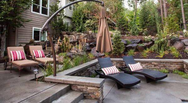 15+ Outdoor Chaise Lounge Designs, Ideas | Design Trends - Premium .