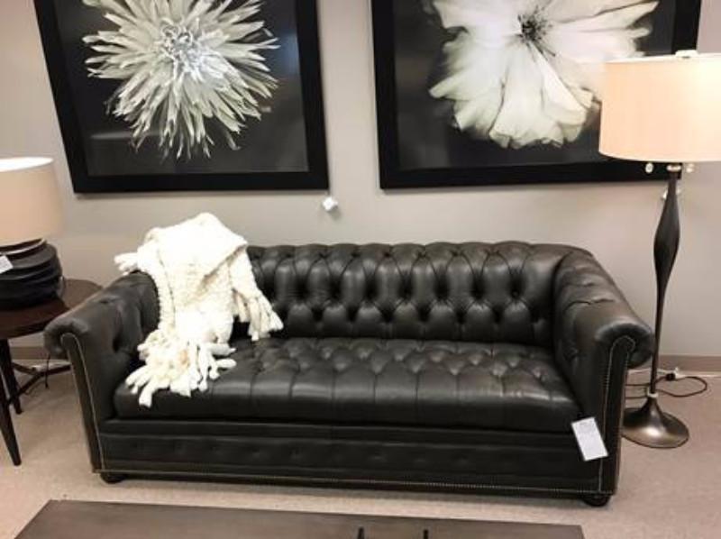 Kent Chesterfield Sleeper Sofa - Baker Furniture | Luxe Home .