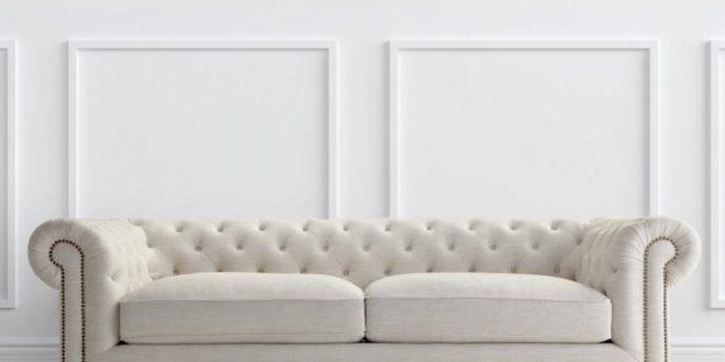 Barrow Chesterfield Sofa   Frontga