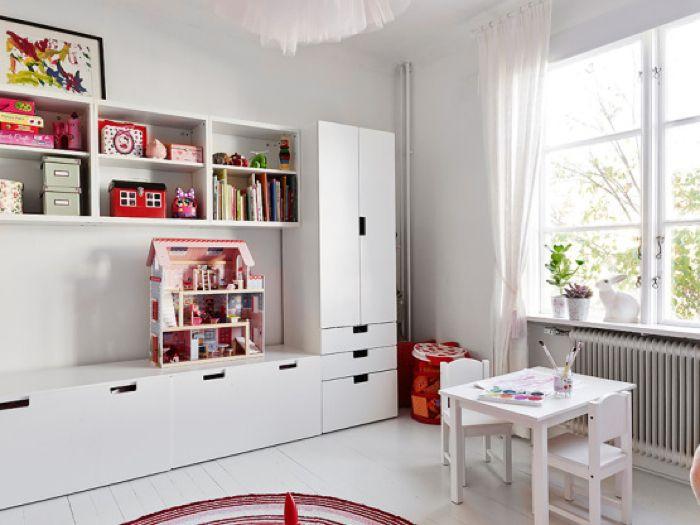 storage for kids from ikea - stuva | Ikea kids room, Storage kids .