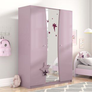 Children wardrobes | Bedroom closet design, Kids room furniture .
