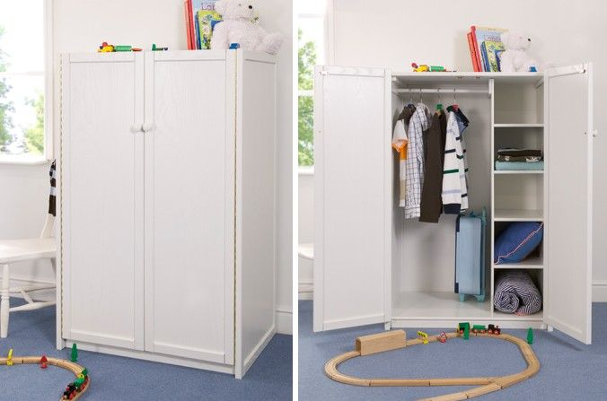 The uses of children wardrobes | Childrens wardrobes, Solid wood .
