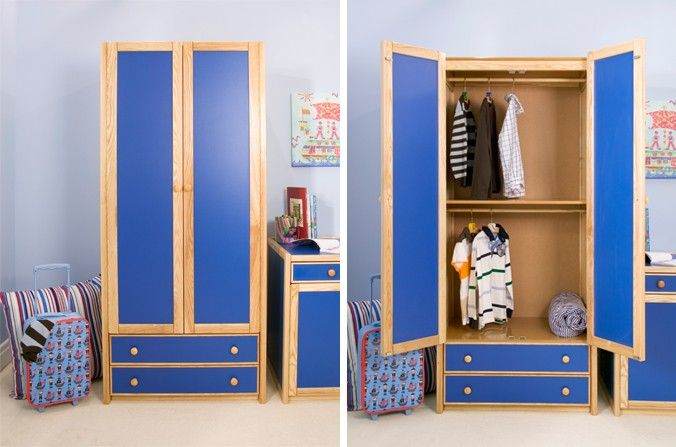 Children wardrobes | Childrens wardrobes, Kids bedroom furniture .
