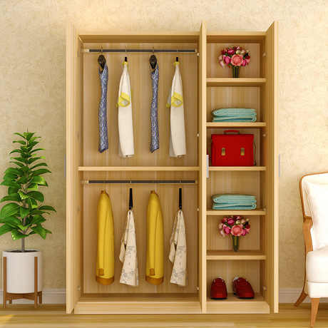 Children's Wardrobes Children Furniture wood kids wardrobe kids .