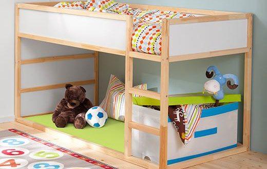 IKEA Childrens beds | Toddler loft beds, Ikea bunk beds kids .