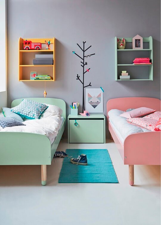27 Kids Bedrooms Ideas That'll Let Them Explore Their Creativi