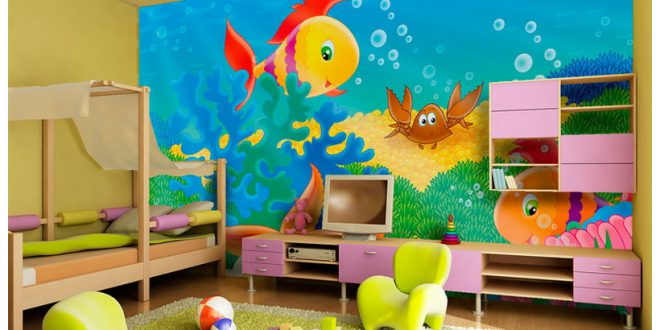 11+ Childrens Bedroom Designs, Decorating Ideas | Design Trends .