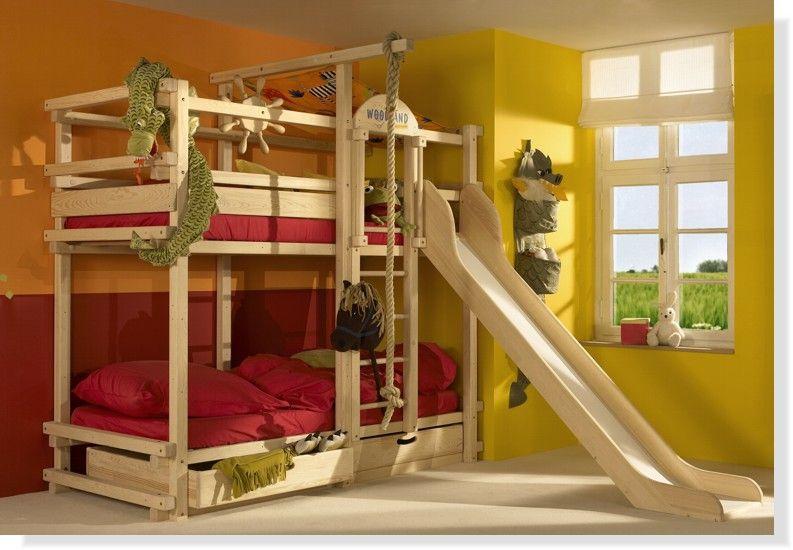 Children's high beds with slide – storiestrending.c