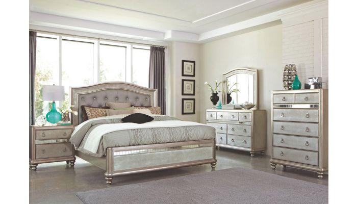 Melhill Mirror Accent Classic Bedroom Furnitu