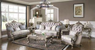 Ophelia Living Room Set New Classic Furniture | Furniture Ca