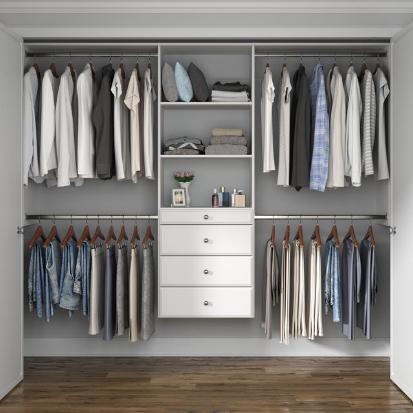 Closet Organizers - The Home Dep