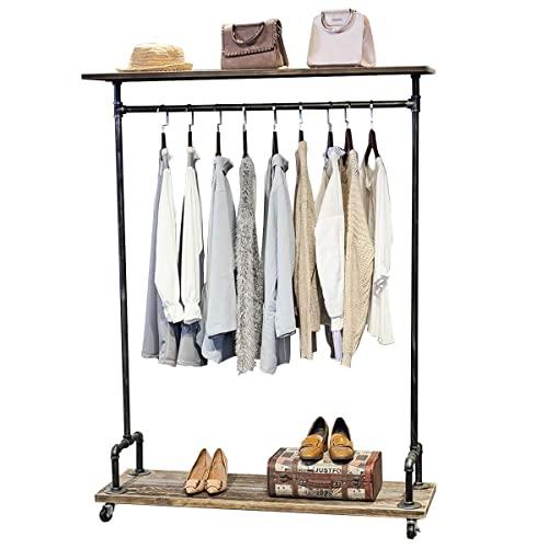 Wood Clothing Racks: Amazon.c