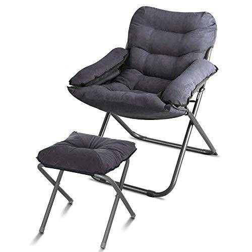 Axdwfd Comfortable Lazy Couch Lazy Single Sofa Portable Folding .