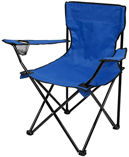 Amazon.com : Baiyuju Folding Lawn Chairs with arms Outdoor .