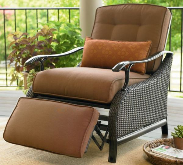 Comfortable Patio seating for the elderly   we ve elevated outdoor .