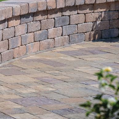 Concrete Pavers: Driveway, Walkway & Stone Patio Paver Patter