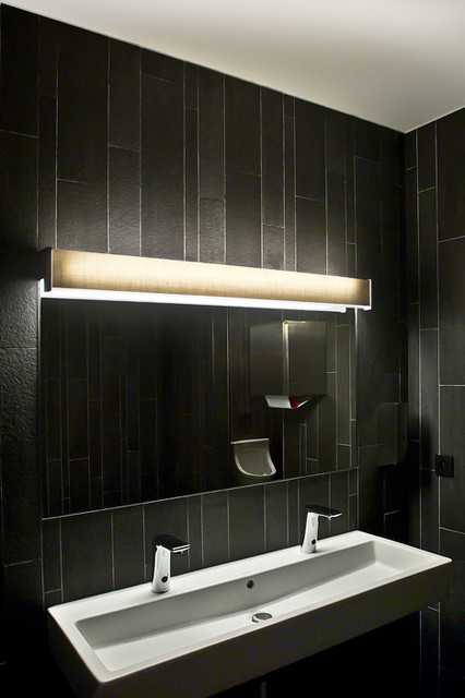 contemporary bathroom vanity lights - Kumpalo.parkersydnorhistoric.o
