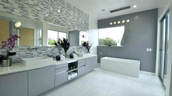 contemporary bathroom lighti