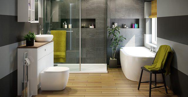 Helena Bathroom Suite - Contemporary - Bathroom - Hampshi