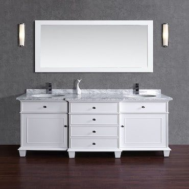 Top 7 Best Contemporary Bathroom Vanities - Overstock.c