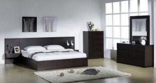 Emblem Modern Bedroom Sets   Contemporary Bedroom Se