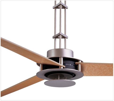 Good Design Award winning contemporary ceiling fa