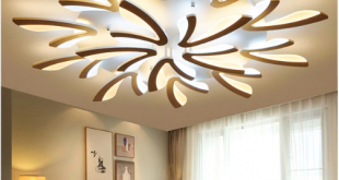 Modern Contemporary Ceiling Light – Daily Shopping Dea