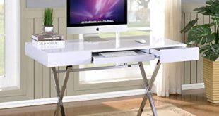 Contemporary Computer Desk: Amazon.c