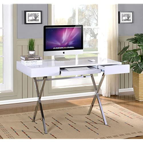 Contemporary Computer Desk: Amazon.c