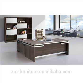 Contemporary Office Computer Desk Side Tables Foshan, View .