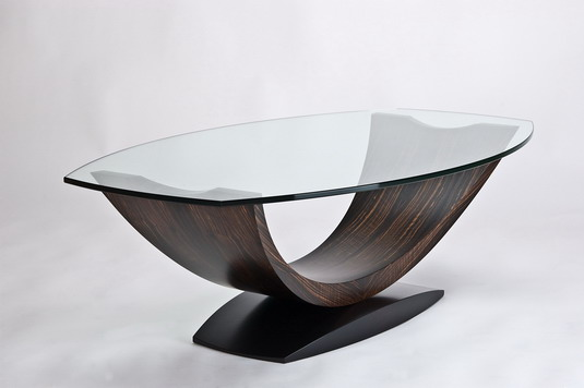 Contemporary coffee tables glass top | Apartmen