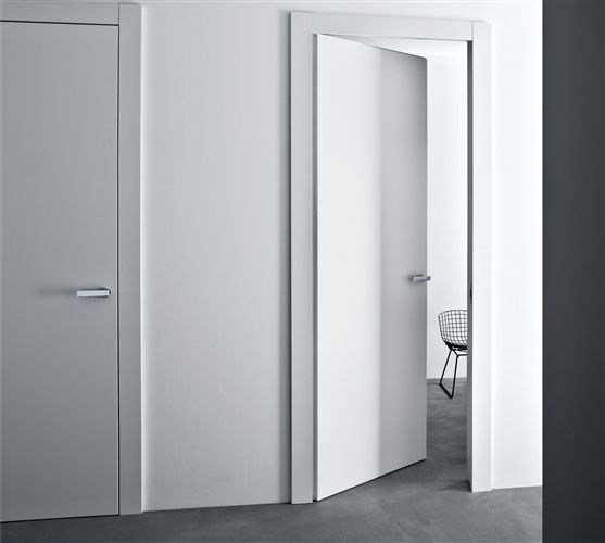 Lualdi: classic modern door (With images) | Room door design, Wood .