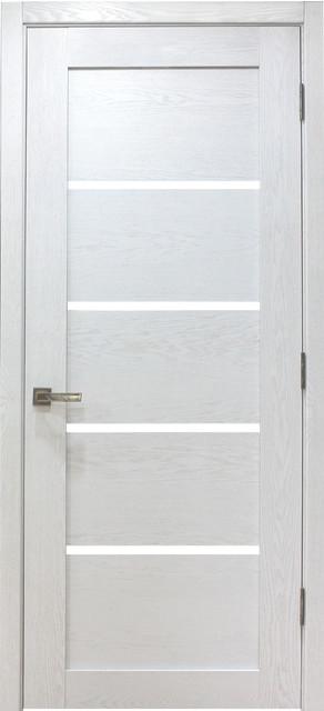 Palermo White Oak Modern Interior Door - Contemporary - Interior .