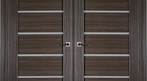 Contemporary Modern Interior door (1 9/16) by Arrazzini in Double .