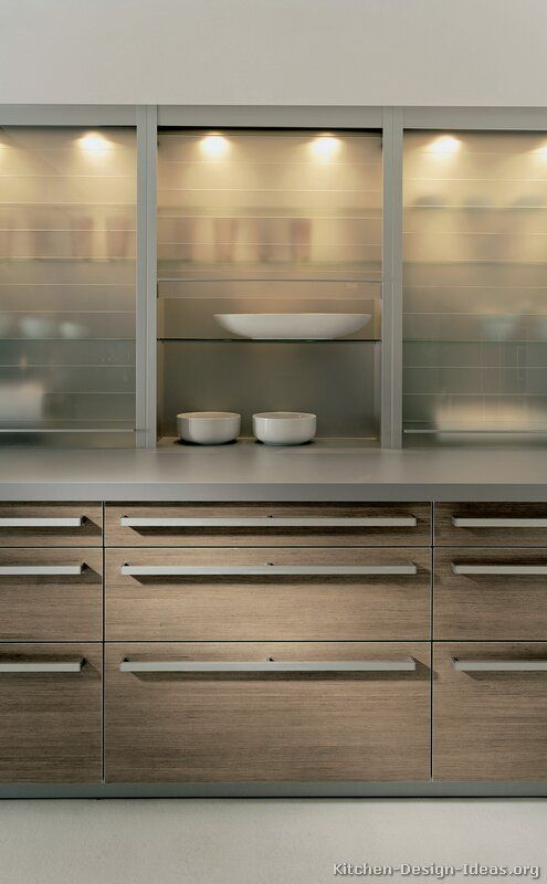 Pictures of Kitchens - Modern - Light Wood Kitchen Cabinets .