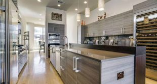 Contemporary Kitchen Cabinets (Design Styles) - Designing Id