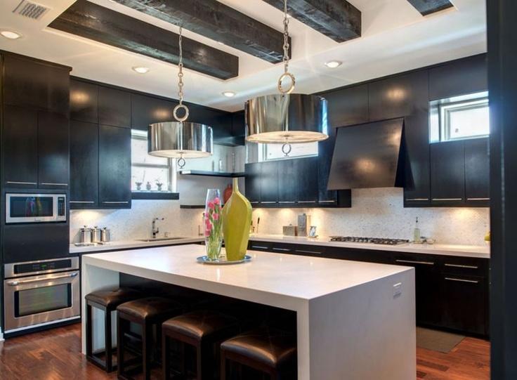 Easy-To-Do Contemporary Kitchen Decor Ide