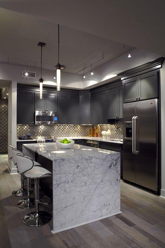 19 Fascinating Dream Kitchen Designs For Every Taste | Modern .