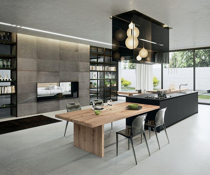 Contemporary kitchen accessori