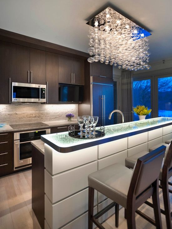 Attractive Contemporary Kitchen Decor 9 Top And Design Trend Toot .