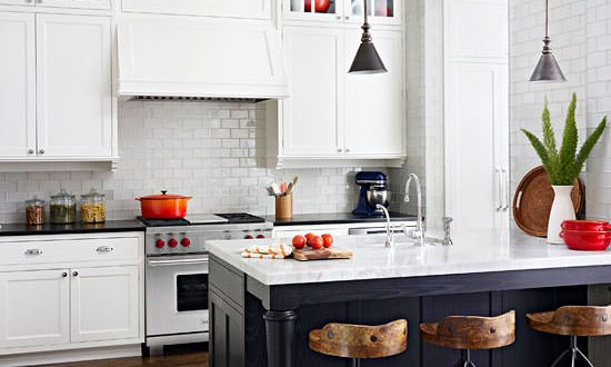 Step by Step: Decorating a Contemporary Style Kitchen • The Budget .