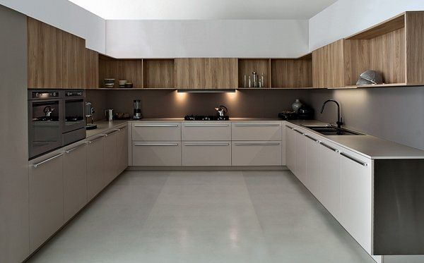 Modern modular kitchen designs combine comfort and fabulous .